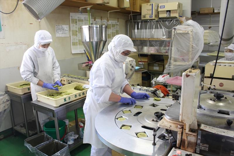 菓子工場パート